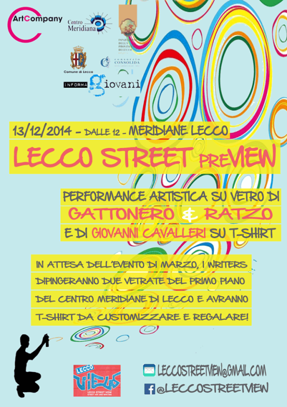 lecco street preview